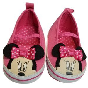 5/$25 - Disney | Minnie Mouse Baby Crib Shoes